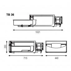 Indel B TB36