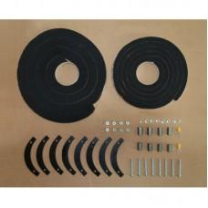 Установочный комплект MAN TGX XXL-XL-XLX+TGA+TGS TGL TGM L-LX для автономного кондиционера Sleeping Well OBLO